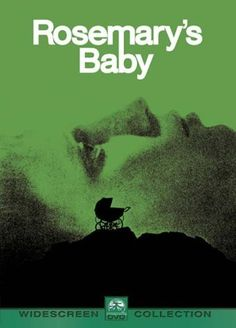 """Rosemary's Baby.  Though definitely dated by the wardrobe and sets, this suspenseful movie still packs a punch.   Near the end of the film there occurs one of the most surreal moments ever recorded as Hope Summers, who played Clara Edwards on The Andy Griffith Show, raises her hand and shouts """"Hail Satan!"""" with all the gusto of a demon incarnate. Wicked!"""