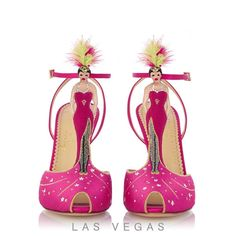 SHOW GIRL|SANDAL|Charlotte Olympia SHOES