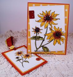 Black Eyed Susan http://powerpoppy.com/collections/digital-stamps/products/black-eyed-susan