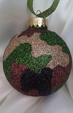 Patriotic U. S. Armed Services Christmas Ornaments   Us, Click ...