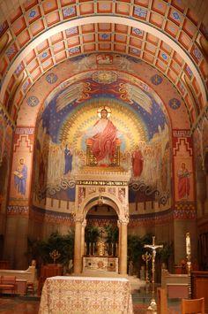 St. Joseph's Cathedral, Wheeling WV -