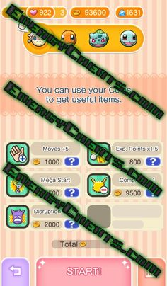 Pokemon Shuffle Mobile Hack [Unlimited Coins, Jewels and Hearts]