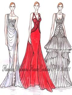 Hayden Williams Haute Couture Fall/Winter 2010.11 collection Pt2 by Fashion_Luva, via Flickr