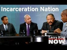 """The US is the world's largest jailer, with 25% of the planet's prison population. Hill Harper, Judge Joe Brown, Mark Geragos & Kevin Hagan discuss why so many Americans are locked up, if they should be, and who's profiting from those behind bars.  If you live in the US - watch this full episode of """"Larry King Now"""" on Ora TV & Hulu: http://on.ora.tv/LuarGS"""