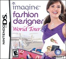 Boxshot: Imagine: Fashion Designer World Tour by UbiSoft
