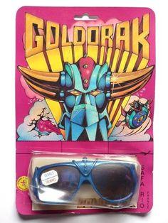 lunettes goldorak