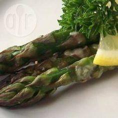 Asperges au parmesan @ allrecipes.fr