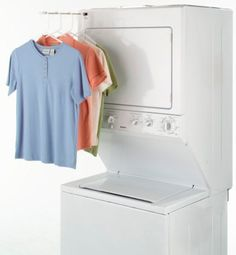 4 Small Stackable Washer & Dryers. These would work if less space was available.