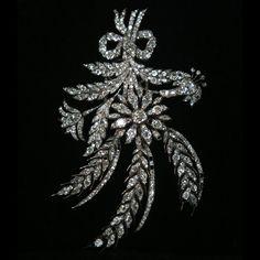 1810s Diamond Pin En Tremblant