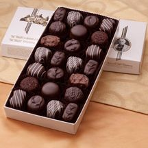 And more See's chocolates - Dark Soft Centers
