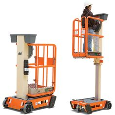 New Product Flash: EcoLifts From JLG #FacilityManagement #FacilityBlog #NewProductFlash #onSafety