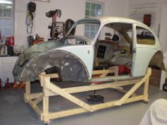 The 1966 VW Beetle Forum :: View topic - My 2010 technology 66 Bug