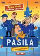 Pasila - Kausi 2 (2 disc) - DVD - Elokuvat - CDON.COM