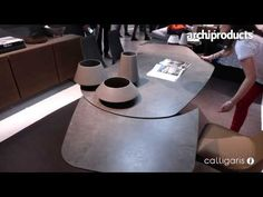CALLIGARIS | Alessandro Calligaris | Archiproducts Design Selection - Salone del Mobile Milano 2015 - YouTube