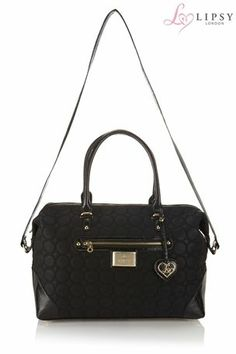 Buy Lipsy Circle Quilted Weekend Bag from the Next UK online shop