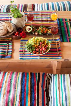 Placemats by Ashanti Design | We ship world wide | Send us an email to info@ashantidesign.com to learn more or place your order today!
