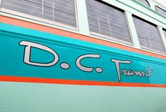 The history of DC Transit's PCCs and their colorful paint scheme (Market Street Railway).