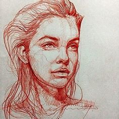 pencil drawings by Alvin Chong,
