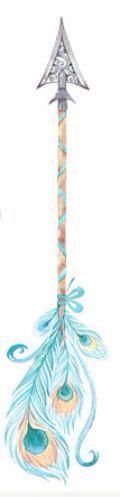 ... Feather Arrow Tattoo on Pinterest