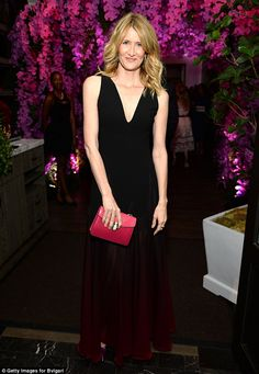 Stunning: Actress Laura Dern attends BVLGARI and Save The Children STOP. THINK. GIVE. Pre-...