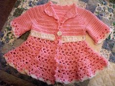 Little pink spring coat.
