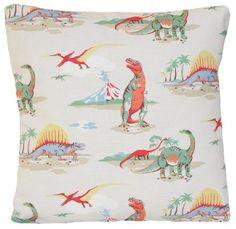 Cath Kidston Kissenbezug Muster Dinosaurier Kissen Zierkissen Kinderkissen, http://www.amazon.de/dp/B00LGOK446/ref=cm_sw_r_pi_awdl_Y1QTub018XW41
