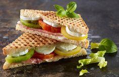 used items: Navigenio Ideas Sándwich, Sandwiches, Pizza Snacks, Toast Sandwich, Tuna, Avocado Toast, Bread, Breakfast, Food