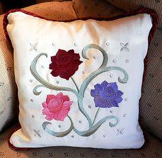 Angličtina Tea Rose Pillow image0