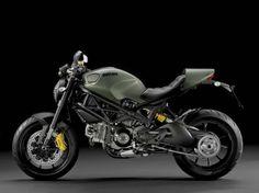Ducati Monster by Diesel - Moto Tuning.com