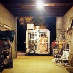Fallon and her trailer Fallon Taylor, Barrel Saddle, Horse Trailers, Barrel Racing, Blue Wedding, Rodeo, Horses, Wedding Dresses