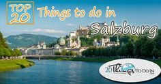 Top 20 things to do in Salzburg