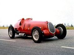 1936 Alfa Romeo Tipo C (12C-36)