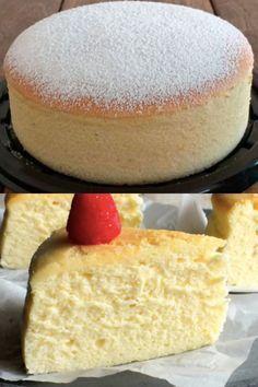 Diet Recipes, Cake Recipes, Dessert Recipes, Cooking Recipes, Biscuits, Baker Cake, Chiffon Cake, Cake Boss, Pie Dessert