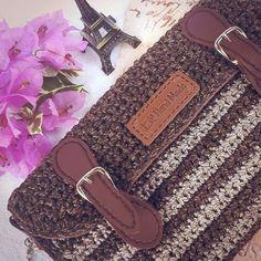 Crochet #wallet #cluth