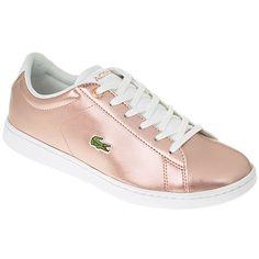 LACOSTE Γυναικεία Sneakers CARNABY EVO 318 36SPJ0002F50 PNK WHT 02fe5a7897c