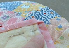 Sew Inspired: Quilt Binding Tutorial