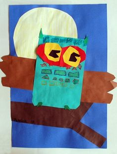 """From exhibit """"1st Grade Owls""""  by Patrick2353"""