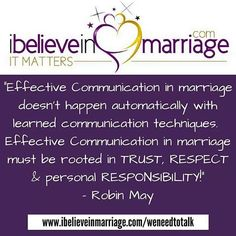 Couples....#Weneedtotalk  Remember for daily inspiration follow our new Instagram: @ibelieve_inmarriage #Marriagemondays #Ibelieveinmarriage #Robinmayonline #IStillDo  #ChristianCouples #Marriagematters  #marriagematerial #whenbffisbae