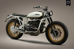BMW R100RS by La Corona Motorcycles