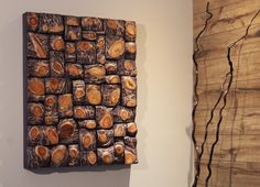 nature inspired wood art, living well, interior design, wall art ideas, wood interior design, home decor