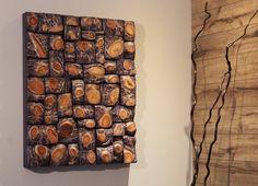 nature inspired wood art, living well, interior design, wall art ideas, wood interior design, home decor