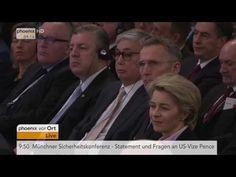 Münchner Sicherheitskonferenz  Rede von Angela Merkel am 18 02 2017