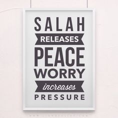 Oh Allah help us guard our prayers. Surely it cleanses us and keeps us away from the whispers of the shaitan. www.lionofAllah.com
