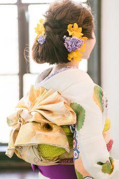 FORTUNE GARDEN KYOTO × Kimono | SHOP BLOG | フォーチュンガーデン京都 | ウェディングドレス|THE TREAT DRESSING【ザ・トリートドレッシング】