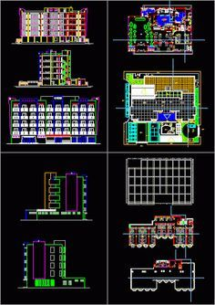 Does the thought of picking out a hotel for your next vacation give you anxiety? Hotel Design Architecture, Architecture Drawing Plan, Architecture Details, Architecture Diagrams, Architecture Portfolio, Plan Hotel, Hotel Floor Plan, Bloc Autocad, Ceiling Plan