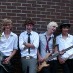 White Eskimo. Harry Styles' first band.