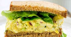 Mar 2019 - This classic egg salad recipe features foolproof hard-boiled eggs, homemade mayonnaise, mustard and crunchy mix-in's. Perfect for a light meal or sandwiches all year long. Egg salad packs a protein punch, Oatmeal Dinner, Healthy Oatmeal Breakfast, Healthy Snacks For Diabetics, Easy Healthy Dinners, Easy Dinner Recipes, Classic Egg Salad Recipe, Homemade Mayonnaise, Hard Boiled, Boiled Eggs