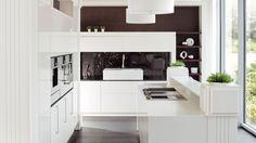 Lubicie prostą, jasną kuchnię? #kitchen #inspirations #inspiracja #kuchnia #mieszkanie