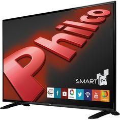 Smart TV LED 43″ Philco PH43E30DSGW Full HD Por: R$ 1295,19