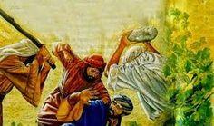 Sergio E. Valdez Sauad: RECHAZAN AL HIJO DEL DUEÑO Marcos 12,1-12.